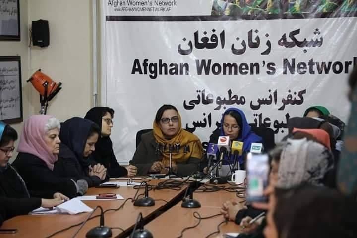 شبکه زنان افغانستان امروز پنجشنبه (17 دلو) نشستی را در مورد قطعنامه نشست مسکو در کابل دایر کرد