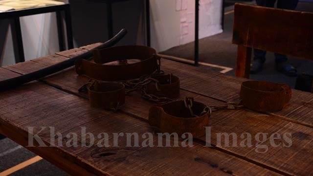 نماد شکنجه زندانیان در دوره