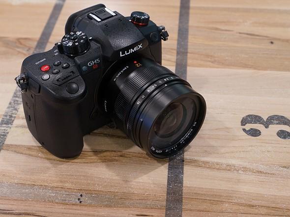 مدل توسعه یافته پاناسونیک GH5S توانسته است بهترین دوربین فیلمبرداری باشد