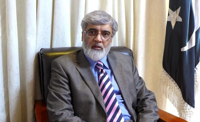 زاهد نصرالله، سفیر پاکستان در کابل