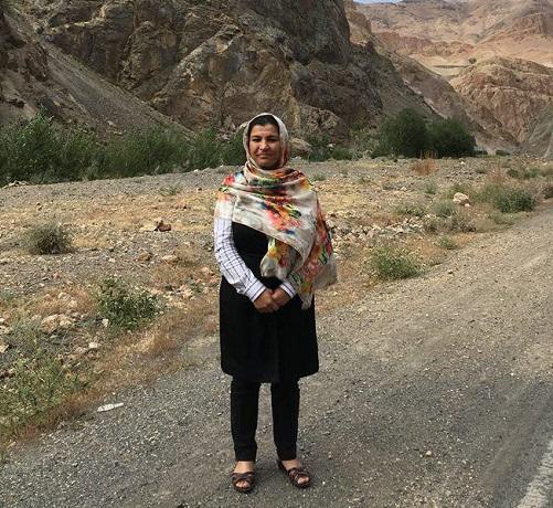 حوریه مصدق، یکی از خانوادههای قربانی جنگ در افغانستان