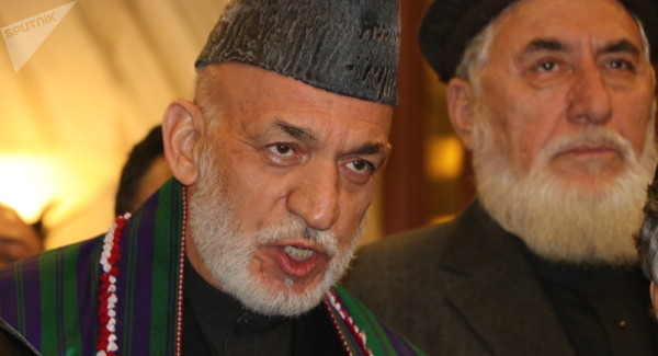 karzai at moscow talks