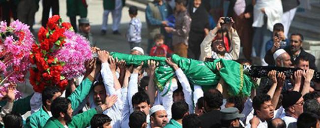 ۱۰ مراسمی که به صورت رسمی ثبت نشده اما به گستردگی در افغانستان تجلیل می شود