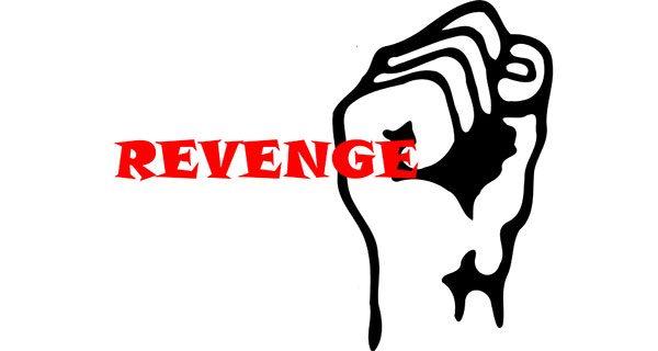 تنها راه متوقف کردن انتقامجویی، دست کشیدن از آن و پذیرفتن است