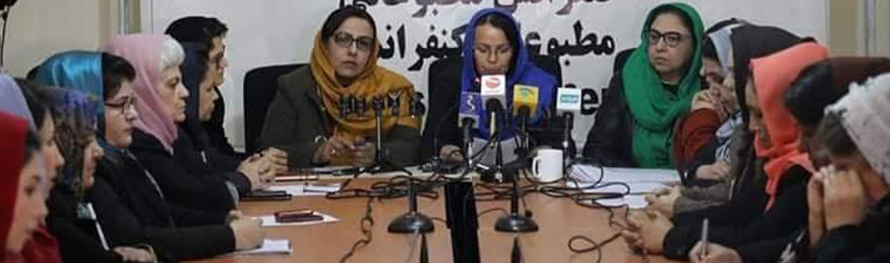پاسخ زنان به نشست مسکو و انتقاد از نفی آنان؛ «زنان افغان از قبل مسلمان بودند»