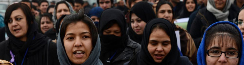 ۸ مارچ سال ۲۰۱۹؛ زنان افغان در برابر سوال بازگشت از جامعه به خانه؟