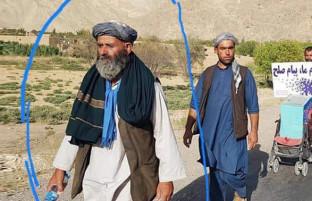 حج اکبر عبدالغنی کاکا؛ عضو کاروان صلح هلمند که عمرش را به صلح بخشید