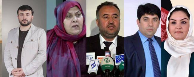 چهرههای منتخب مجلس نمایندگان افغانستان؛ مسیر زندگی ۷ نماینده از ولایات کنرها، سرپل، فاریاب، بدخشان و خوست