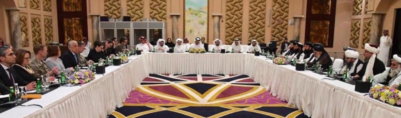 اولین نشست بینالافغانی در دوحه برگزار خواهد شد/ تاریخ مذاکرات صلح مشخص نشده است