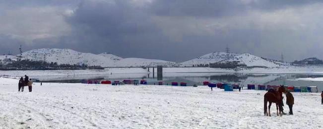 بارش سنگین برف و باران در افغانستان؛ خوشحالی برای پایان خشکسالی یا ناراحتی برای آوارگی هزارها خانواده؟!
