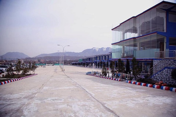 terminal of the northern zone