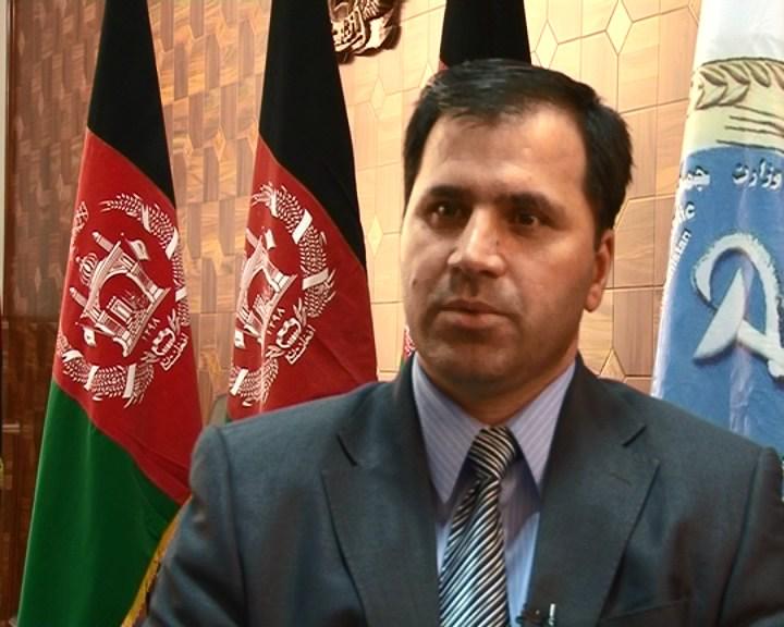 وحیدالله مایار، سخنگوی وزارت صحت افغانستان