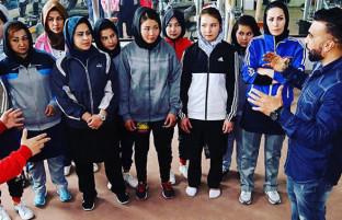 مس رسلینگ در افغانستان؛ رشته جدید ورزشی، زمینه حضور جهانی و تشکیل اولین تیم ملی زنان
