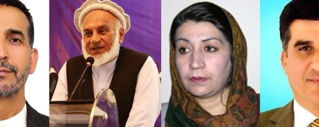 چهرههای منتخب مجلس نمایندگان افغانستان (۲۲)؛ مسیر زندگی ۴ نماینده از ولایات هملند، تخار، ننگرهار و بدخشان