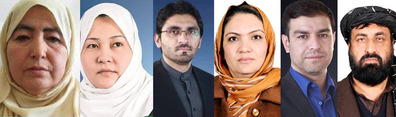 چهرههای منتخب مجلس نمایندگان افغانستان(۲۹)؛ مسیر زندگی ۷ نماینده از ولایات  قندهار و میدان وردک