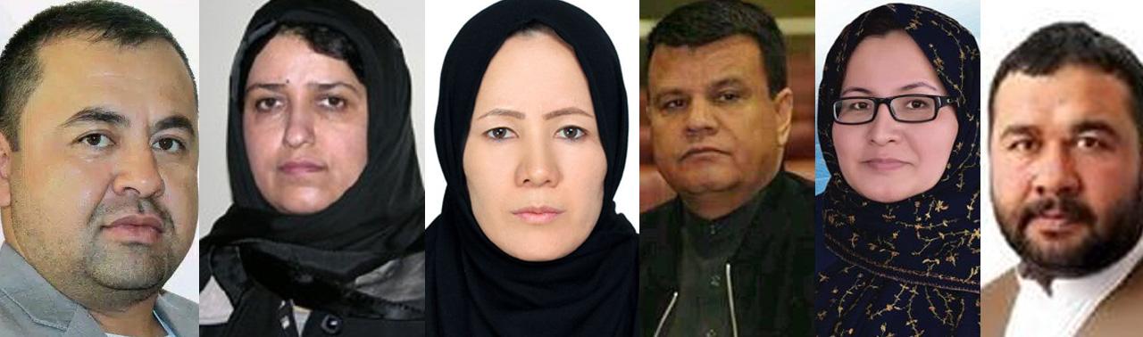 چهره های منتخب مجلس نمایندگان افغانستان (۳۰)؛ مسیر زندگی ۶ نماینده از ولایات دایکندی، میدان وردک، هرات، سمنگان، غور و پروان