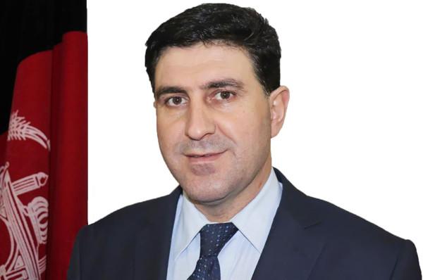 شهزاد گل اریوبی، وزیر مخابرات افغانستان