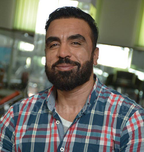 نورالهدا راستین شیرزاد، مربی و قهرمان رشته پرورش اندام و یکی از بنیانگذاران ورزش مس رسلینگ در افغانستان