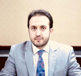 """احمد وحید ویس، رییس اداره """"افغان پست"""""""