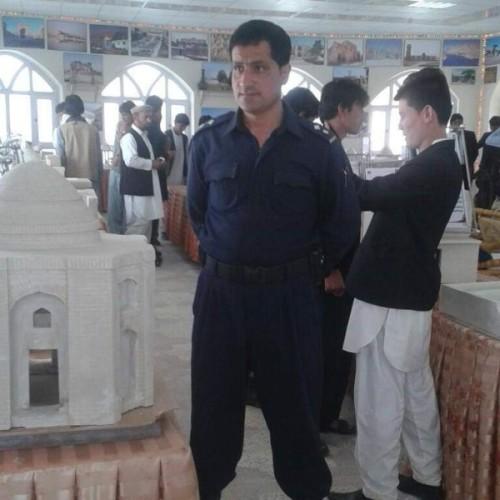 ghazni police