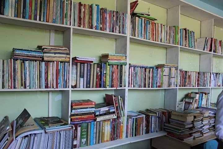 برای اولین بار در زندان مرکزی ننگرهار کتابخانه ای به هدف مطالعه و کتاب خوانی به نام پاچاخان برای زندانیان به همت شماری از جوانان ایجاد شد است.