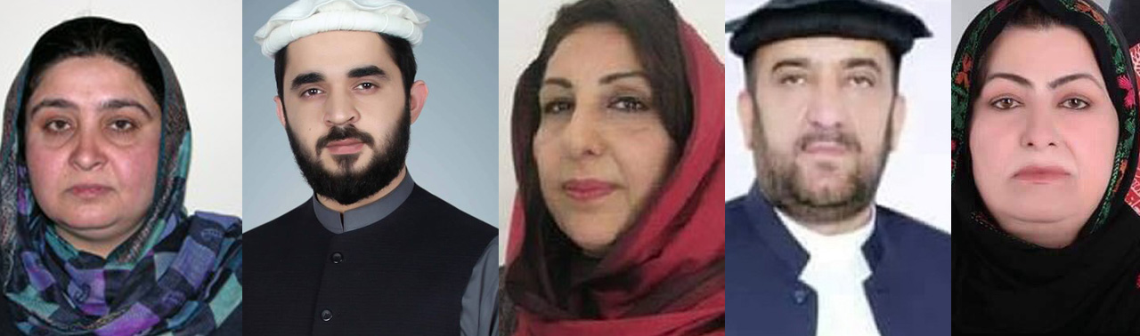چهره های منتخب مجلس نمایندگان افغانستان (۲۴)؛ مسیر زندگی ۵ نماینده از ولایات ننگرهار و کنر
