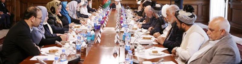 نخستین دیدار رو در روی نمایندگان حکومت و طالبان در نشست دوحه؛ خطوط قرمز افغانستان چیست؟