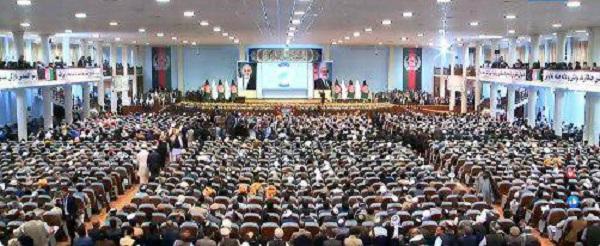 لویه جرگه مشورتی صلح با وجود تحریمها امروز در کابل آغاز شد