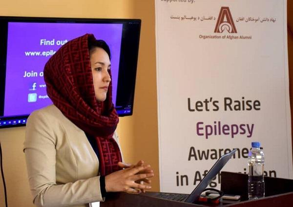 خانم هاشمی در میان 40 نوع اختلالات میرگی در کودکی دچار حمله گرن مل تونیک کلونیک شده است