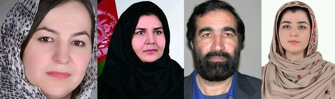 چهرههای منتخب مجلس نمایندگان افغانستان(۳۹)؛ مسیر زندگی ۵ نماینده از ولایات قندز، قندهار، تخار، بغلان و حوزه کوچی ها