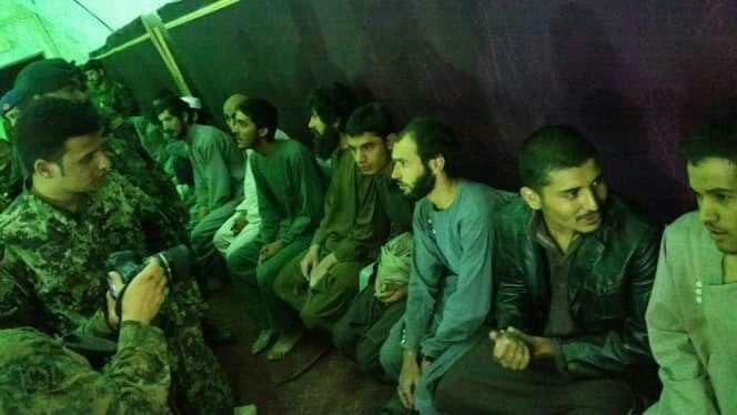taliban prisonerws