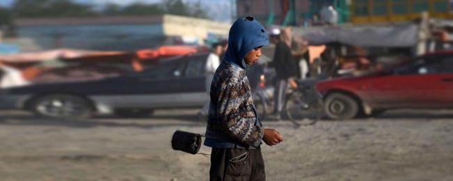 روز جهانی مقابله با کودکان کار؛ روایت تصویری از کودکان کار افغانستان