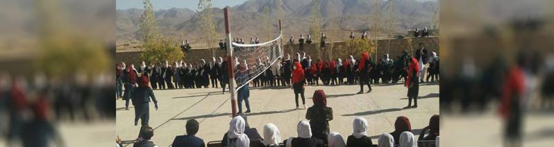 جام رمضانی والیبال بانوان در جاغوری؛ از مخالفت های اجتماعی تا ترویج فرهنگ ورزشی در میان زنان روستایی