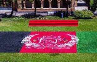روز ملی پرچم افغانستان؛ از تجلیل گسترده کاربران شبکه های اجتماعی تا اجرای مراسم های نمادین فرهنگی
