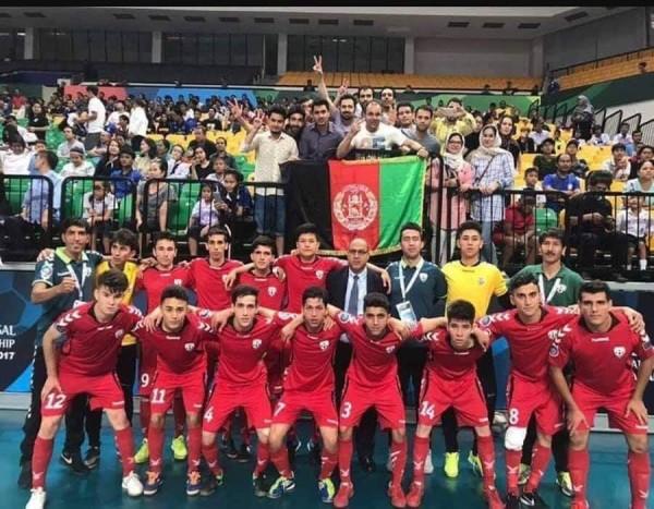 با ورود به فینال مسابقات در جام ملت آسیا در تبریز، شهروندان افغان به صورت متحد این تیم را تشویق کردند و امید تازه ورزشی با پیروزی های پی هم آن ها آفریده شده بود