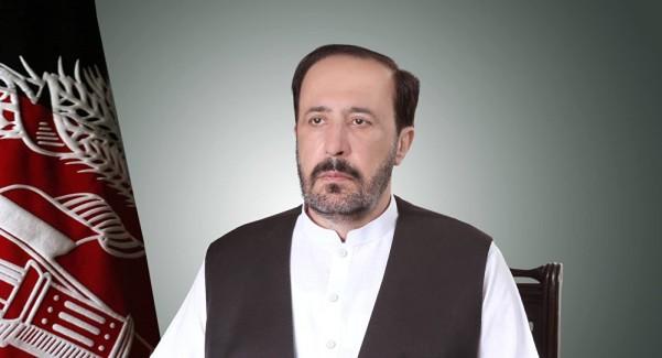 جنرال حبیب الله احمدزی مشاور پیشین خاص رییس جمهور