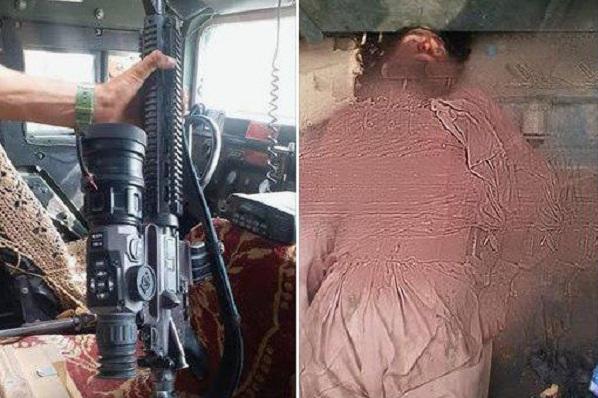 Taliban shooter