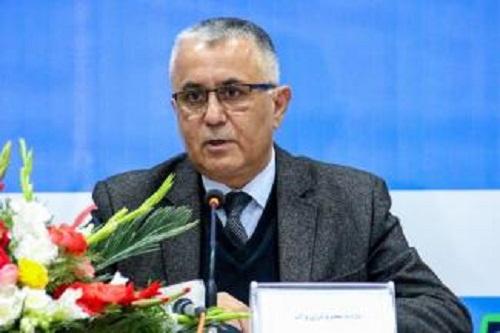 گل محمد خلمی، سرپرست وزارت انرژی و آب