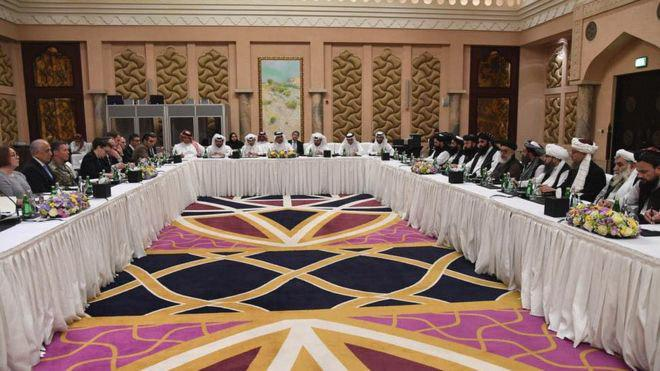 peace talks in qatar