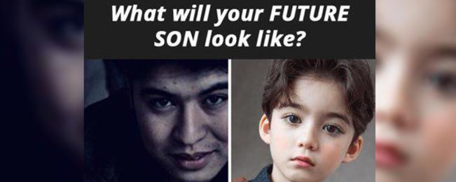 پسر آینده تان چگونه خواهد بود؟ سوژه مورد توجه بسیاری از کاربران فیس بوک در افغانستان