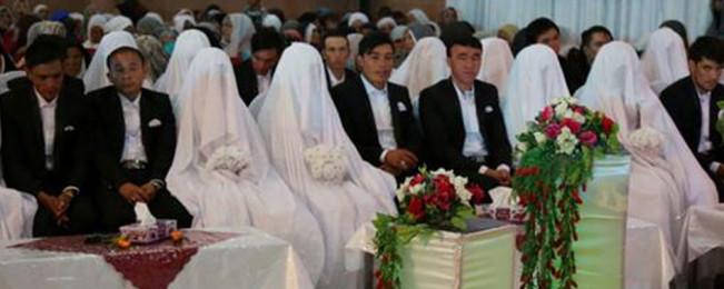 ازدواج دسته جمعی؛ چرا این سبک عروسی به فرهنگ عمومی در افغانستان تبدیل نشده است؟