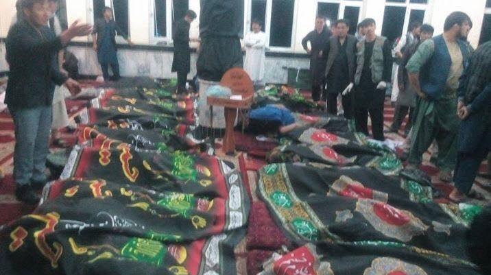 سالهای اخیر مراسم مذهبی شیعیان به خصوص هزارهها در جای جای کشور مورد هدف قرار گرفته است