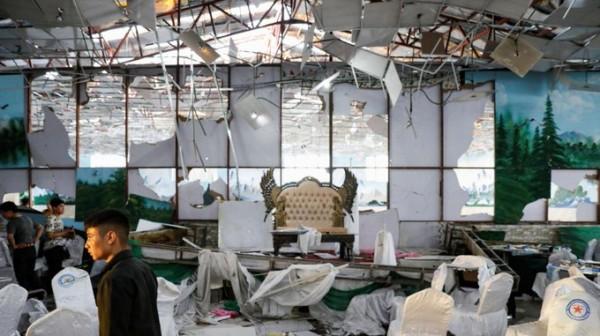 امروز با این که برای گرامی داشت از قربانیان حمله هوتل عروسی کابل این جشن در پایتخت کشور به تعویق افتاده است