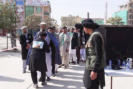 امنیت ماه محرم در سال گذشته برای شیعیان افغانستان نسبت به سال های بهتر تامین شده بود