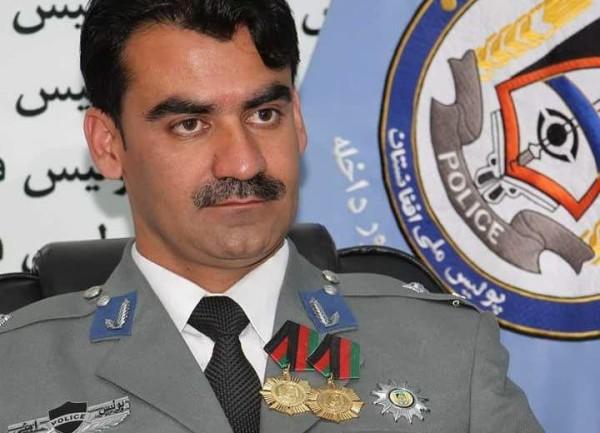 عبدالکریم یورش، سخنگوی پولیس فاریاب