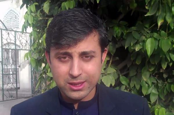 عطاالله خوگیانی، سخنگوی والی ننگرهار