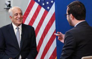 جزییات توافقنامه آمریکا و طالبان؛ ۴ نکته از گفتگوی زلمی خلیلزاد با طلوع نیوز