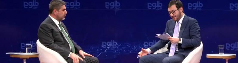 از مصالحه تا حکومت موقت؛  ۱۸ نکته از مهمترین گفته های رحمت الله نبیل در مصاحبه با طلوع نیوز