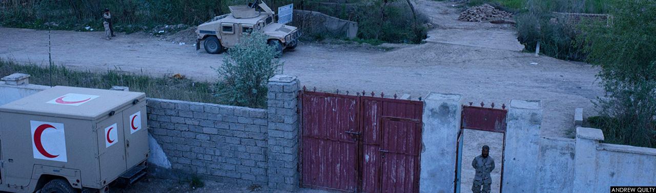 طالبان کورسوی امید را در هلمند تباه میکنند
