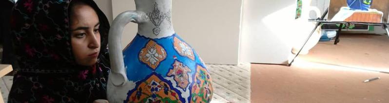 نقاشی زبان زنان قندهاری؛ چگونه آرزو مسیر زندگی ۵ خواهرش را تغییر می دهد؟